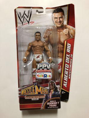 WWE TOYS R US EXCLUSIVE Alberto Del Rio Action Figure for Sale in Burke, VA