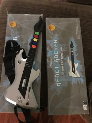 React Rocker (Ps2 Guitar controller) for Sale in Dinuba, CA