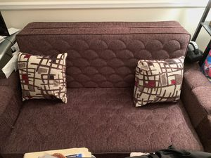 Futon!! Moving!!! Must sell!! Full size with storage underneath for Sale in Queens, NY