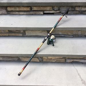 Fishing pole rod and Shakespeare reel for Sale in Concord, MA