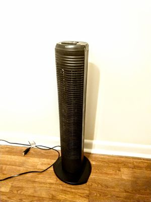 Holmes 3 Speed Tower Fan for Sale in Raleigh, NC