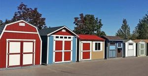 Sheds for Sale in Dallas, TX