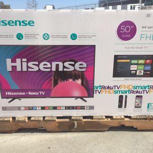 """50"""" Inch Hisense Smart Roku for Sale in Whittier, CA"""