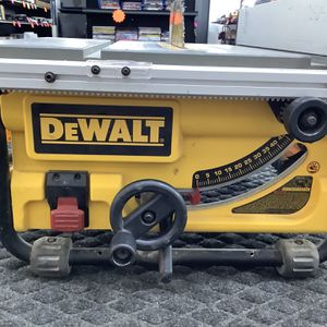 Dewalt Table Saw for Sale in Humble, TX