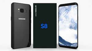 Great condition Samsung S8 64GB midnight blue for Sale in Lynnwood, WA