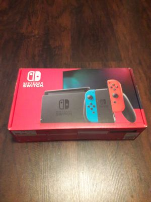 Nintendo Switch 2nd Generation for Sale in Fontana, CA
