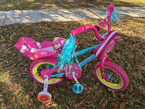 "Girls 12"" Peppa Pig bike--Mint; never used; always garaged for Sale in Riverview, FL"