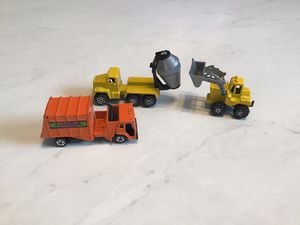 Collectible Petite Metal Toy Work Trucks for Sale in Goodlettsville, TN