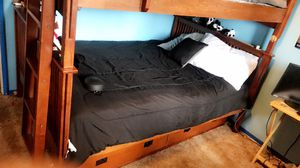 Twin/Full Bunk bed for Sale in Rolling Hills Estates, CA