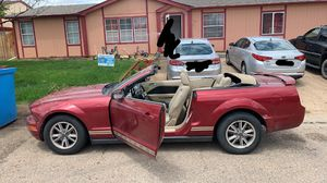 2005 Convertible Mustang V6 for Sale in Greeley, CO
