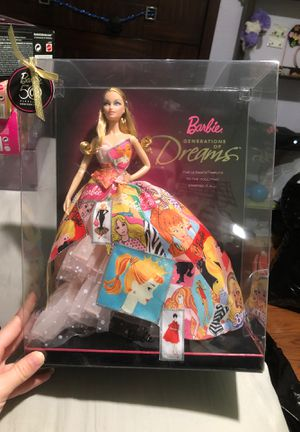 Generation of dreams barbie for Sale in Mission Viejo, CA