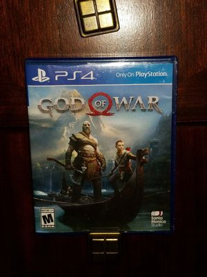 God of War PS4 for Sale in Durham, NC