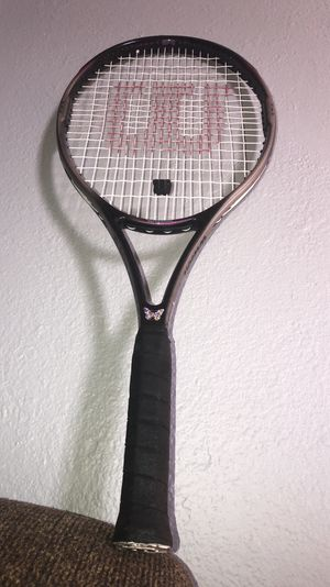 Wilson tennis racket for Sale in San Bernardino, CA