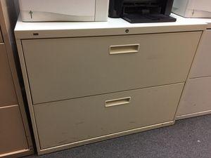 Metal file cabinet for Sale in Miami, FL