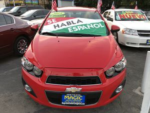 2015 Chevy sonic for Sale in Los Angeles, CA