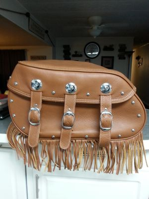 Indian motorcycle saddlebags for Sale in Zephyrhills, FL