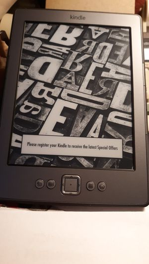 Amazon Kindle for Sale in Poway, CA
