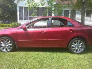 2003 Mazda 6 Red Four Door for Sale in Alexandria, LA