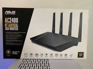 Asus RT-AC87U AC2400 Dual Band Gigabit WiFi Router for Sale in Riverview, FL