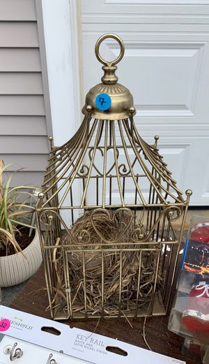 Bird cage for Sale in Templeton, MA