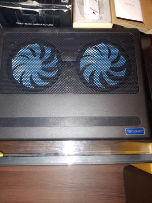 Tecknet Laptop cooling pad for Sale in Lawrence, MA