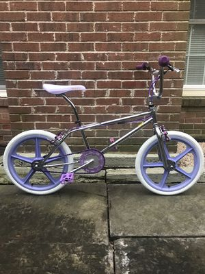 A Plus Freestyle [GAMBIT] 80's STYLE FREESTYLE BMX BIKE! for Sale in Alexandria, VA