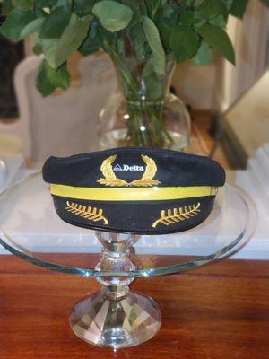Little Pilot's Hat Cap Delta Airlines- Halloween Costume for Sale in Washington, DC