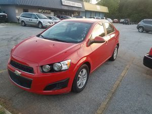2012 Chevy sonic lt for Sale in Stone Mountain, GA