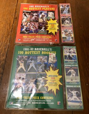 1992 Score Baseball card set for Sale in Zanesfield, OH