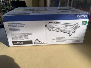 Brother TN-850 1 toner cartridge for Sale in Castro Valley, CA