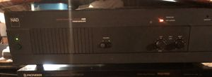 NAD 2400 monitor series power amplifier power envelope for Sale in West Chicago, IL