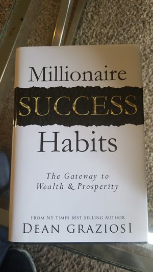 Millionaire Succes Habits: The Gateway to Wealth and Prosperity for Sale in Saint Paul, MN