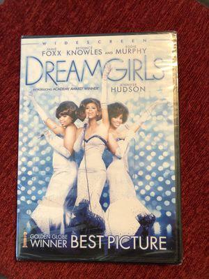 Dream girls Widescreen DVD New for Sale in Murfreesboro, TN