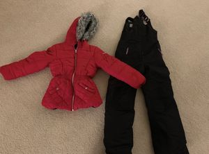 Girls ski outfit 7/8 for Sale in Foster City, CA