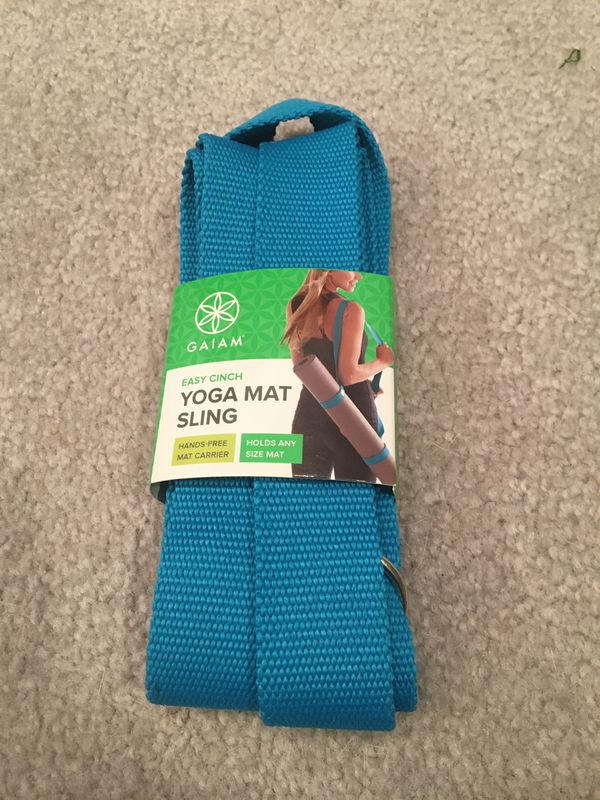 Yoga Mat Sling Made by Gaiam