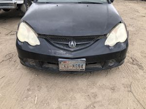 ACURA RSX 2.0L STANDERD TRANS GOOD MOTOR BAD TRANSMISSION PARTS ONLY for Sale in Houston, TX