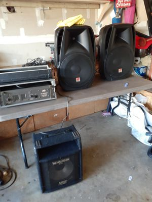 Dj setup for Sale in Fresno, CA
