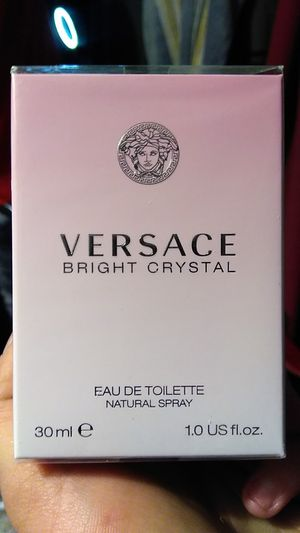 Versace Bright Crystal Perfume for Sale in Oakland, CA