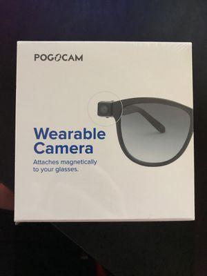 Pogocam Wearable Camera for Sale in San Antonio, TX
