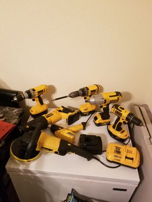 Dewalt tools for Sale in Alexandria, VA