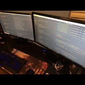 27inch Gaming Monitor for Sale in Miami, FL