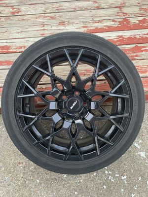 Forte Wheels 18 Inch for Sale in Grand Rapids, MI
