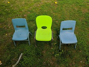 Kids chairs for Sale in South El Monte, CA