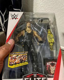 Wwe Undertaker Rare Action Figure for Sale in Colorado Springs,  CO