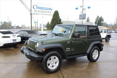 2008 Jeep Wrangler for Sale in Hillsboro,  OR
