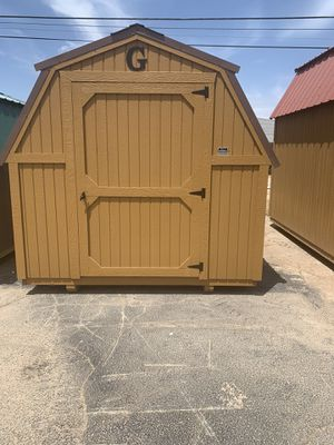 8x12-127 down 127 a month free delivery for Sale in Midland, TX