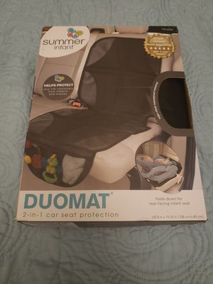 Car seat protection brand new for Sale in Brooklyn, NY