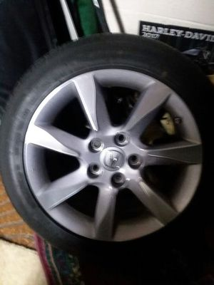 17 inch acura stock rims wheels and tires for Sale in Fort Washington, MD
