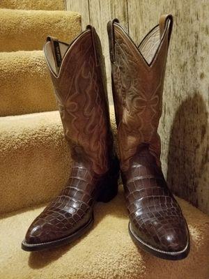 ba7fe5f6f42 Anderson Bean Texas A M COWBOY BOOTS for Sale in Brazoria