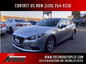 2016 Mazda Mazda3 for Sale in Fresno, CA